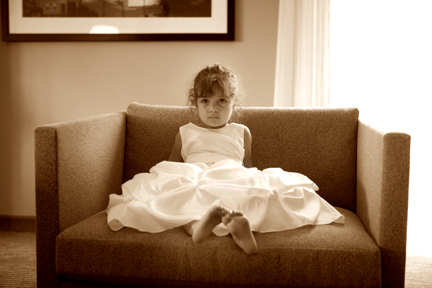 Planning for Kids in Your Wedding Party