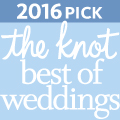 Best of Wedding Vendors 2016, The Knot