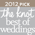 Best of Wedding Vendors 2012, The Knot