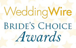 WeddingWire Brides Choice Award