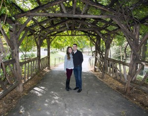 Engagement Shoot at Central Park, NYC