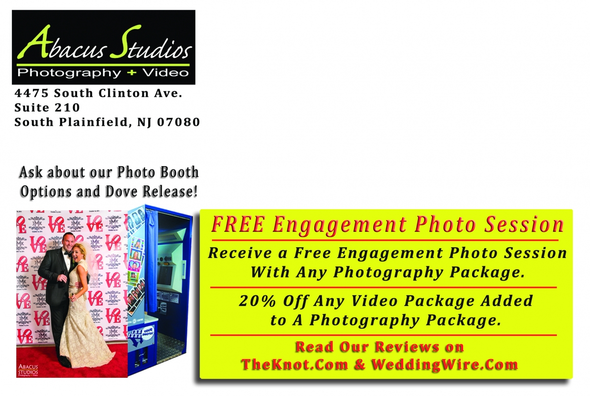 Free Engagement Shoot With Any Photo Package