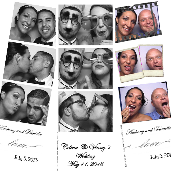 Photo Strip Booth